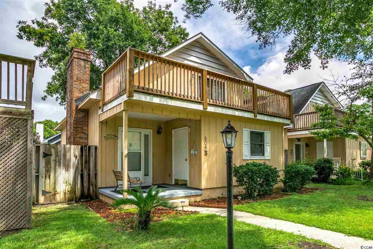 Detached MLS:1816233   508-B Rosemary Lane North Myrtle Beach SC