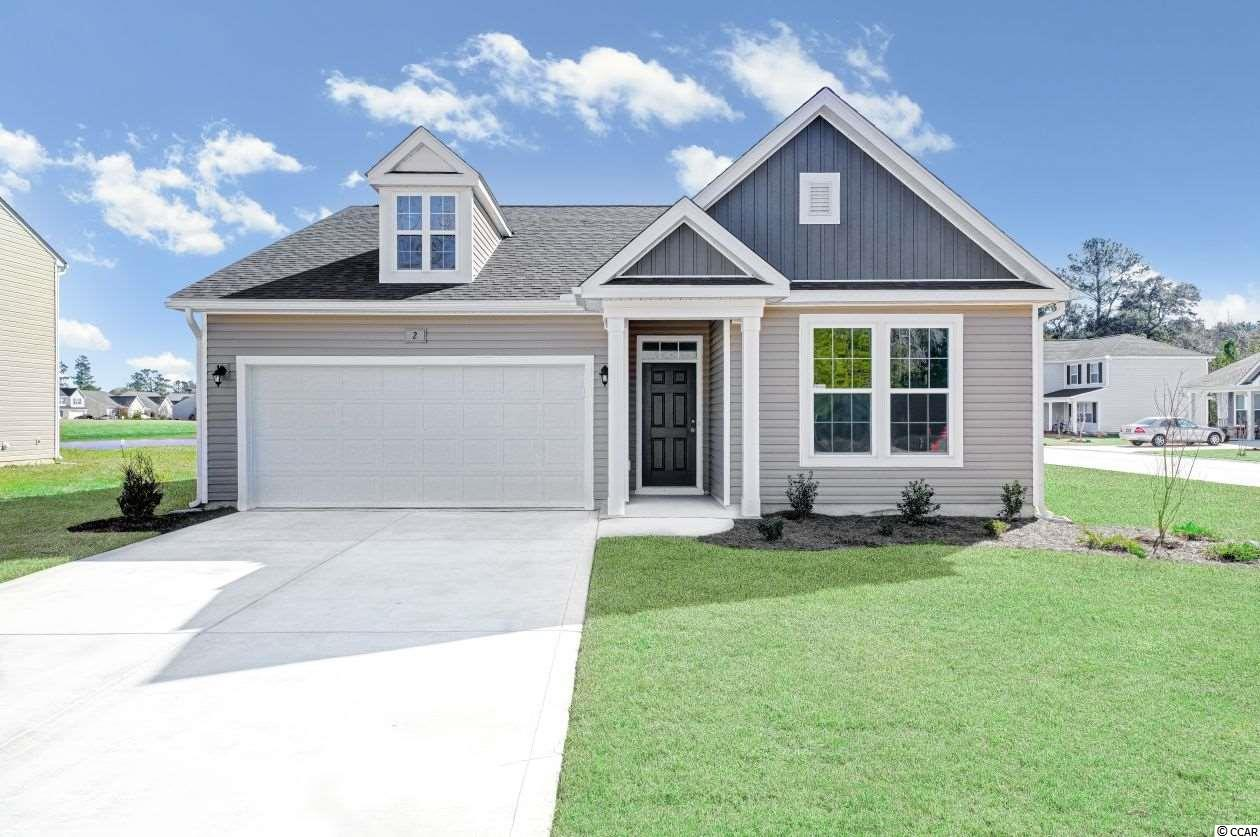 Detached MLS:1816247   2 Wave Lane Carolina Shores SC