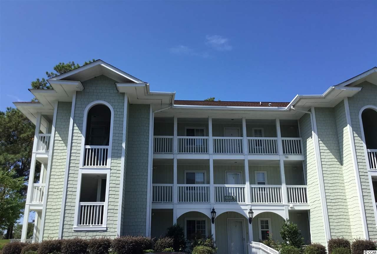Condo MLS:1816259 SPINNAKER BAY E  4648 Greenbriar Drive Little River SC