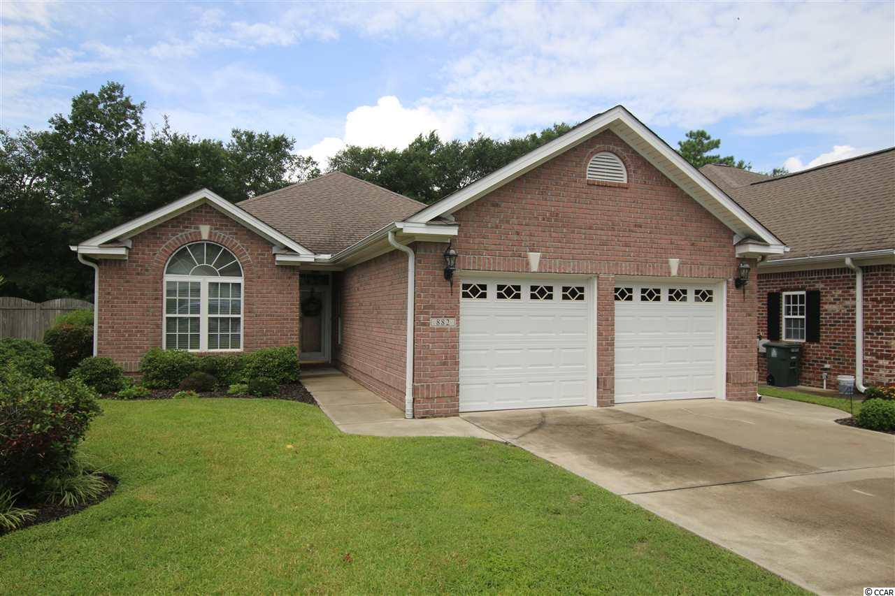 Detached MLS:1816278   882 Cardinal Place North Myrtle Beach SC