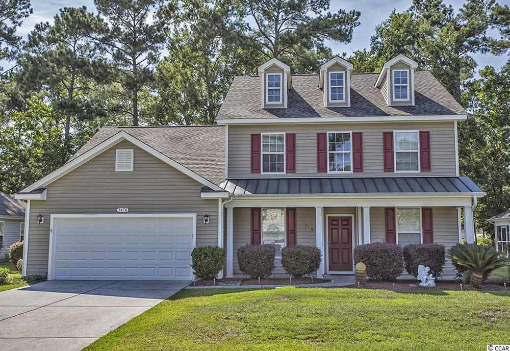 Detached MLS:1816352   3476 Arrowhead Blvd. Myrtle Beach SC