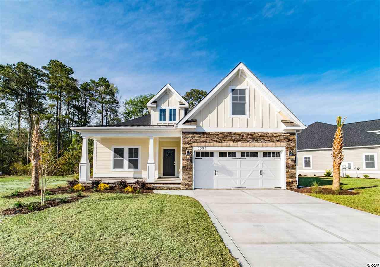 Detached MLS:1816357   3093 Moss Bridge Ln. Myrtle Beach SC