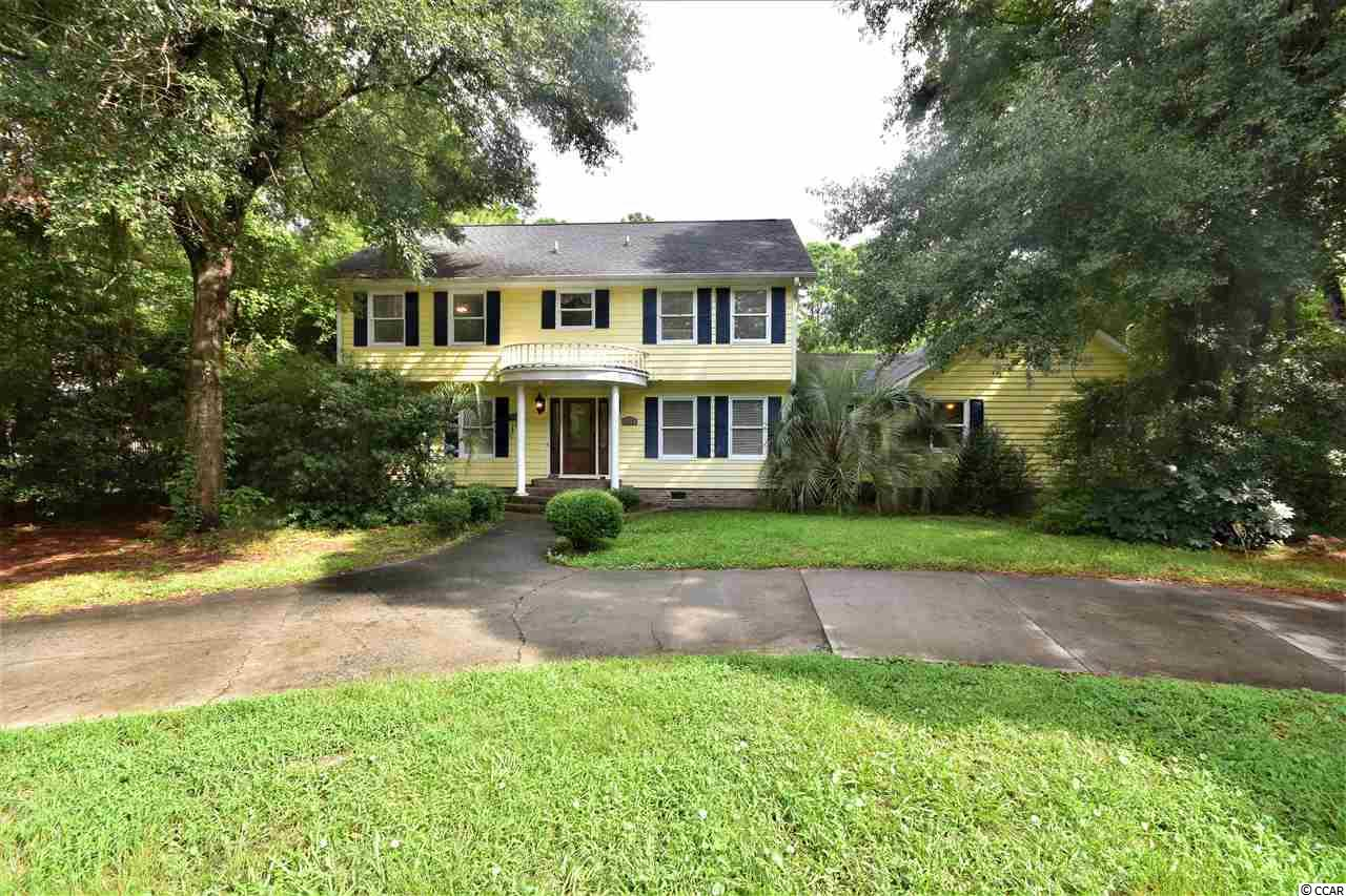 Detached MLS:1816368   1272 Crooked Oak Pawleys Island SC