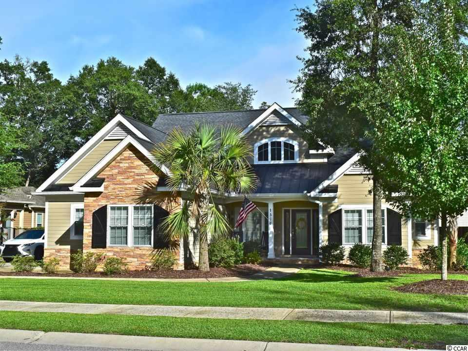 Detached MLS:1816383   1500 Surf Pointe Drive North Myrtle Beach SC