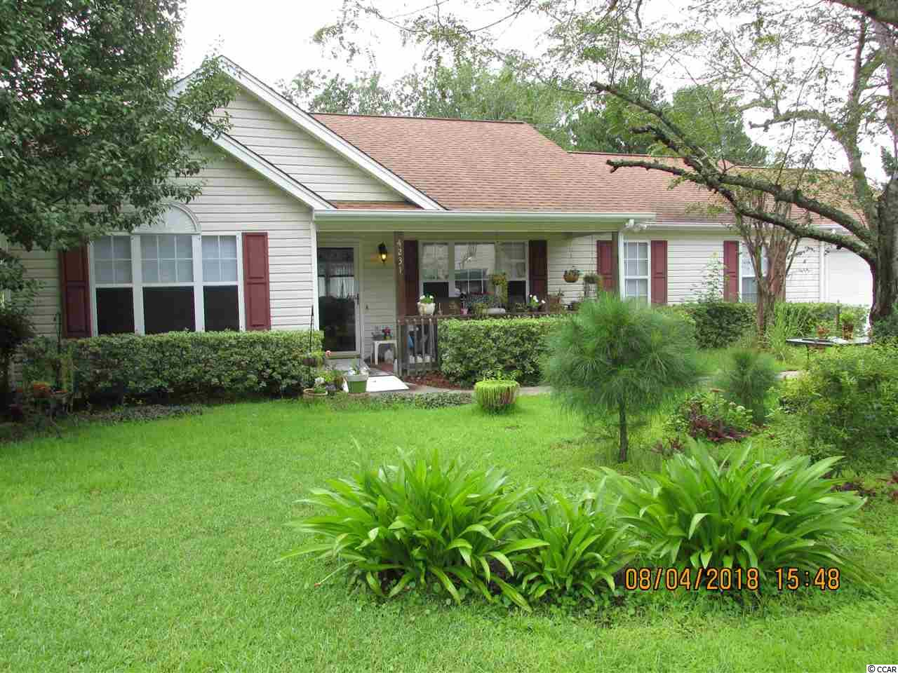 Detached MLS:1816394   4231 Bradford Circle Myrtle Beach SC