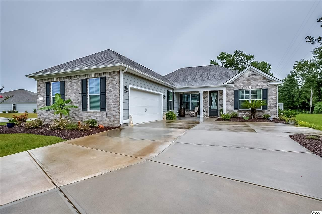 Detached MLS:1816416   166 Hyacinth Loop Murrells Inlet SC