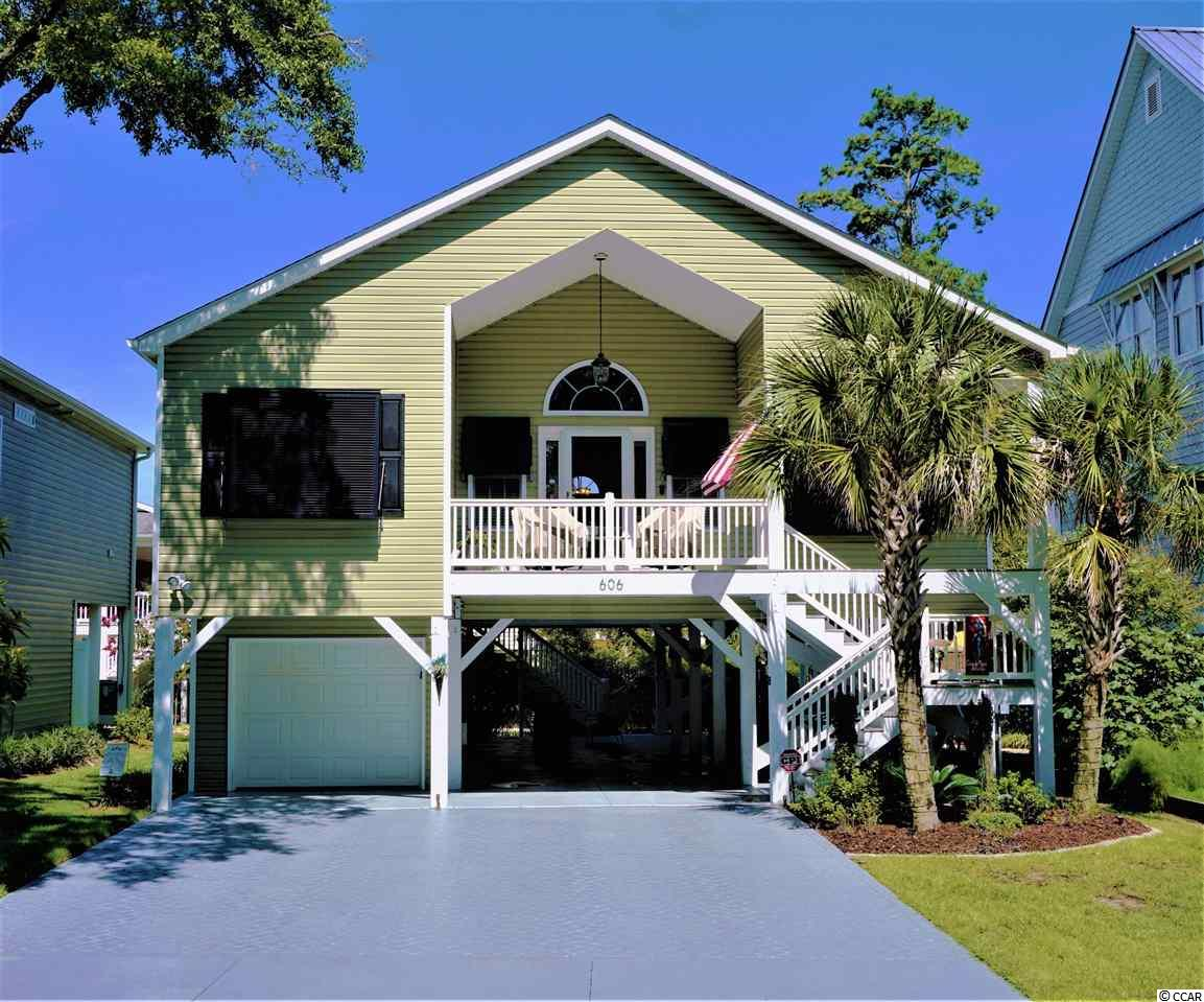 Detached MLS:1816446   606 20th Avenue N. North Myrtle Beach SC