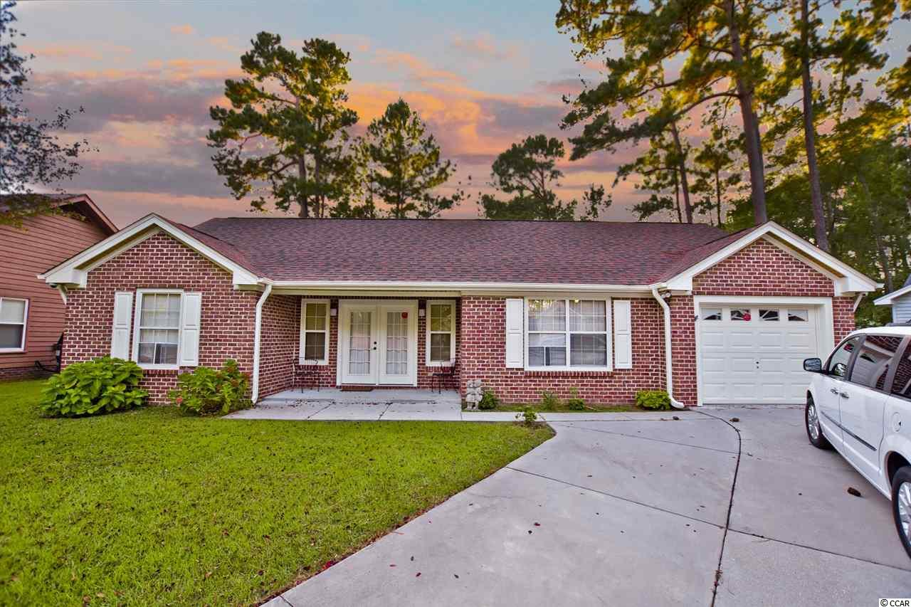 Detached MLS:1816470   217 Berkshire Drive Myrtle Beach SC