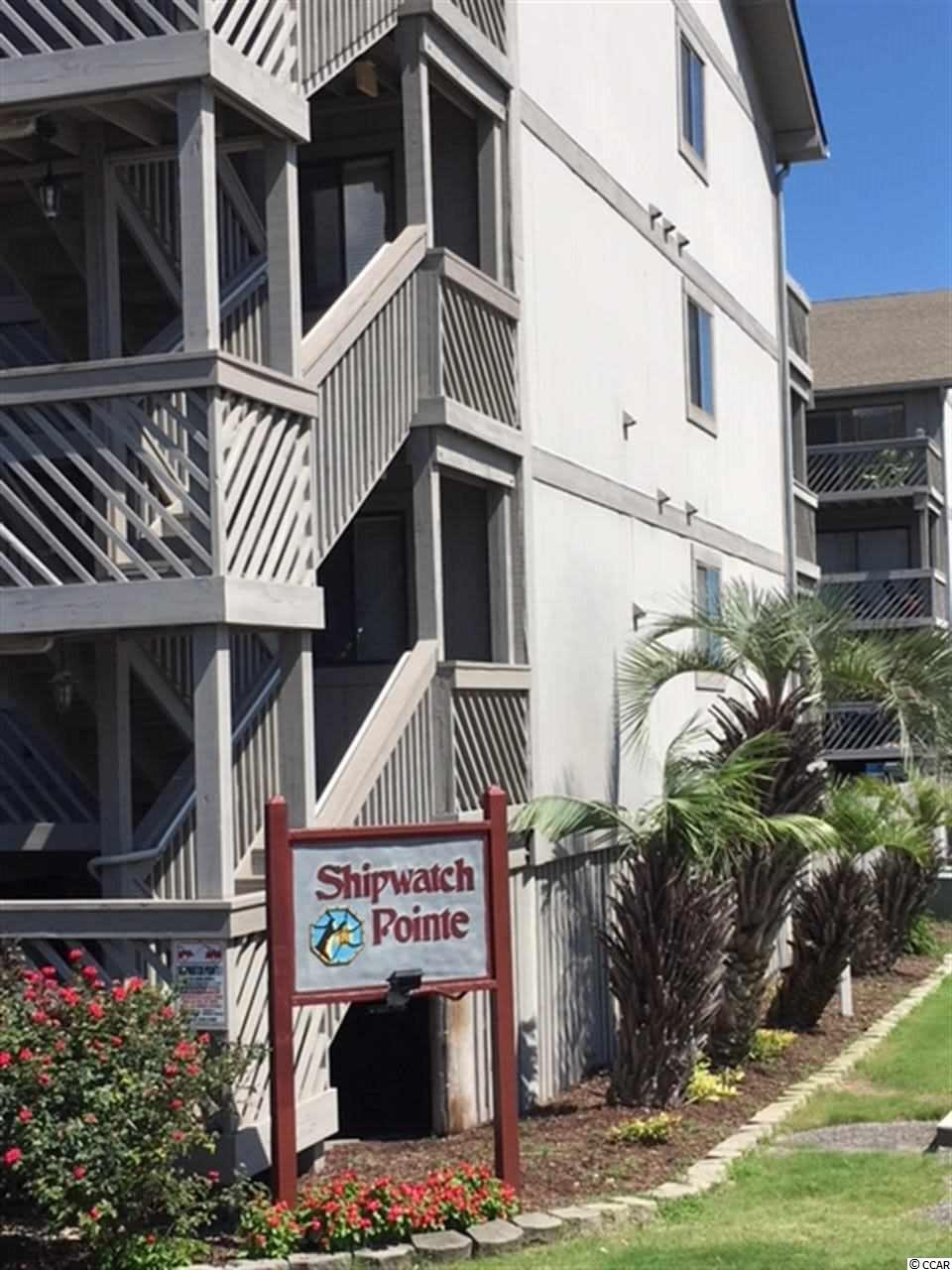 Condo MLS:1816503 SHIPWATCH PT I  9621 Shore Dr. Myrtle Beach SC
