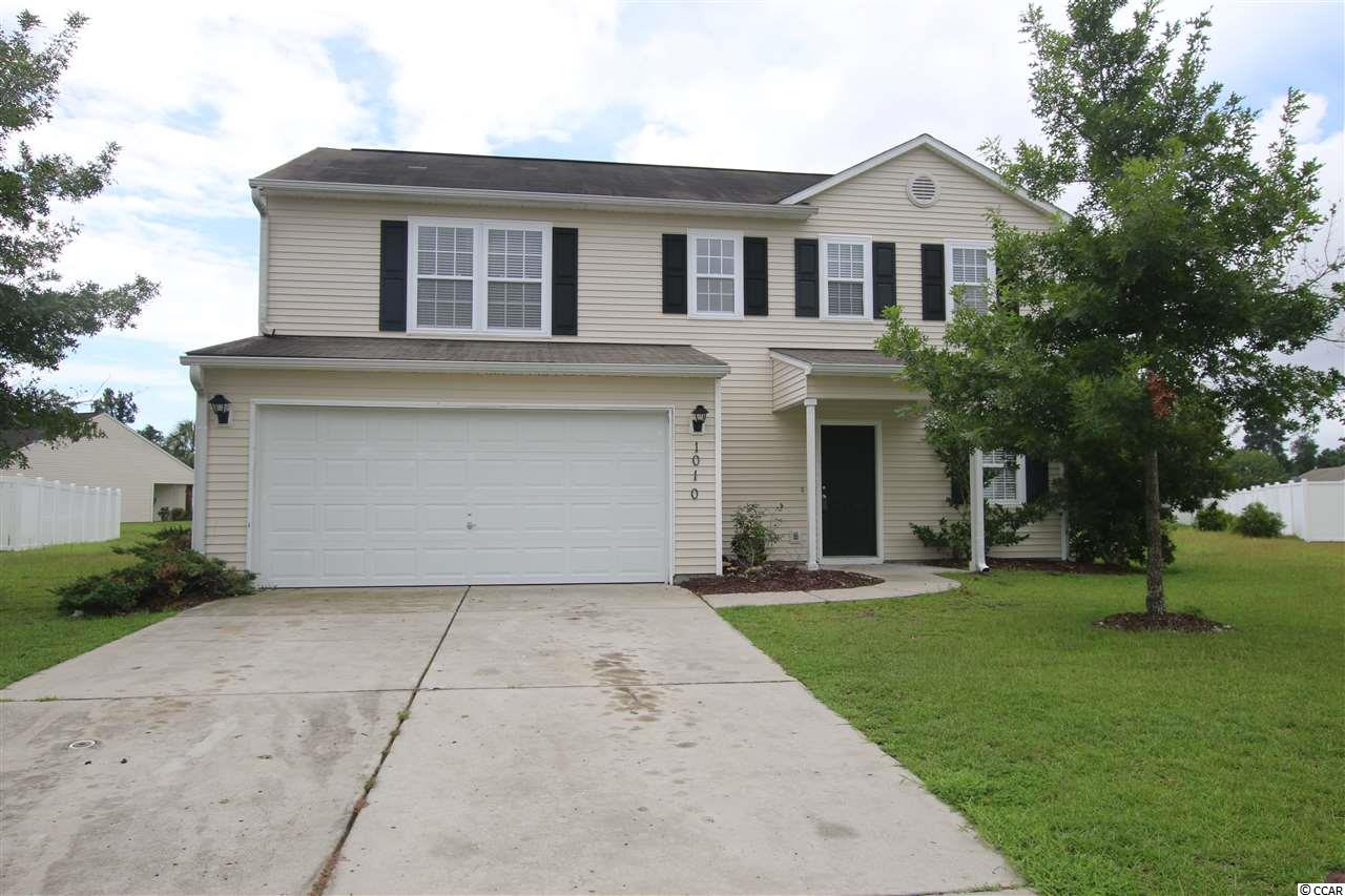 Detached MLS:1816519   1010 Post Oak Court Myrtle Beach SC