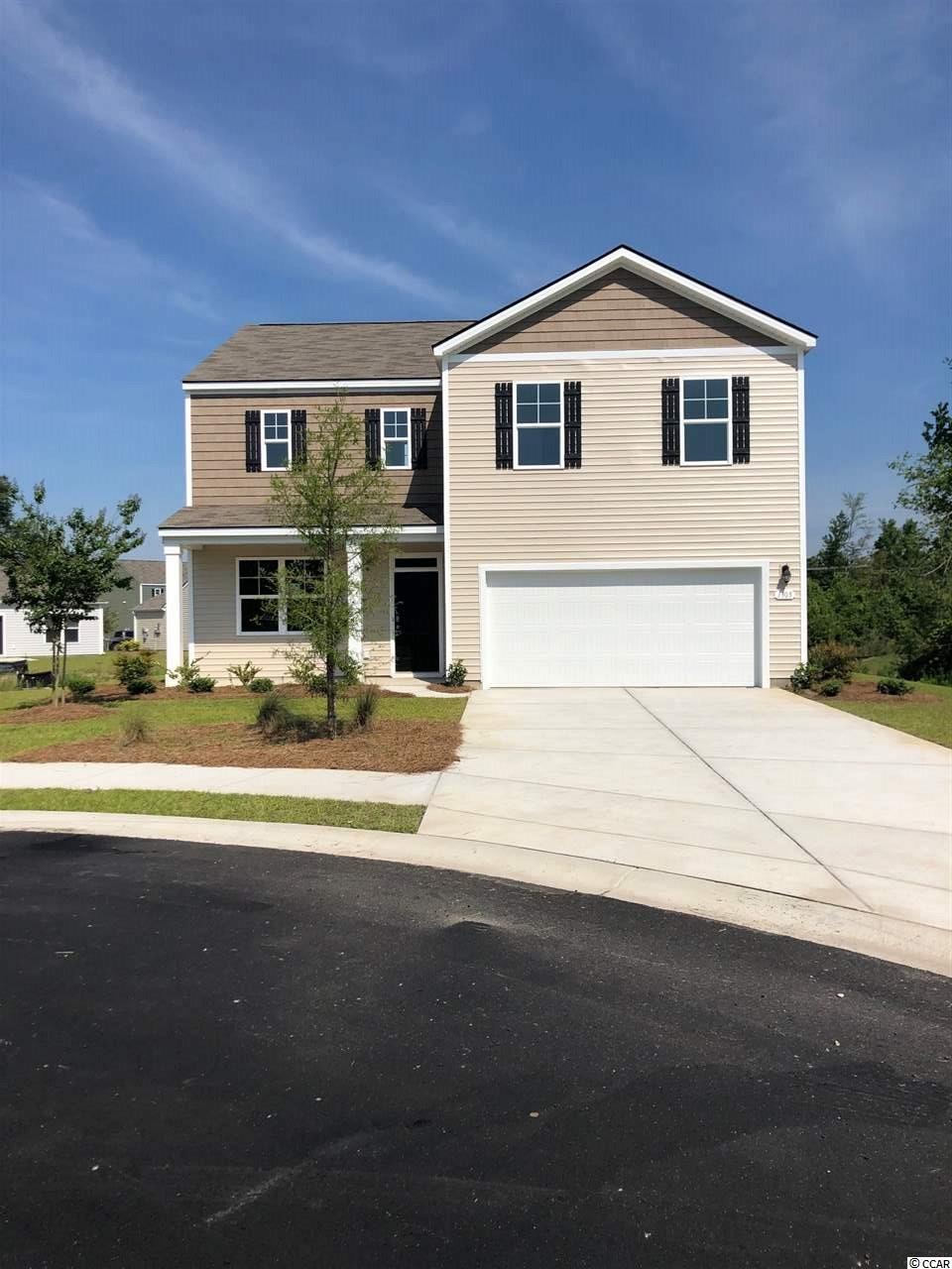 Detached MLS:1816556   1305 Arbor Ct. Conway SC