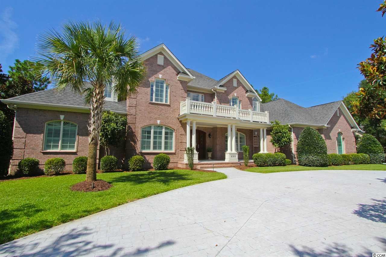 Detached MLS:1816572   699 Preservation Circle Pawleys Island SC