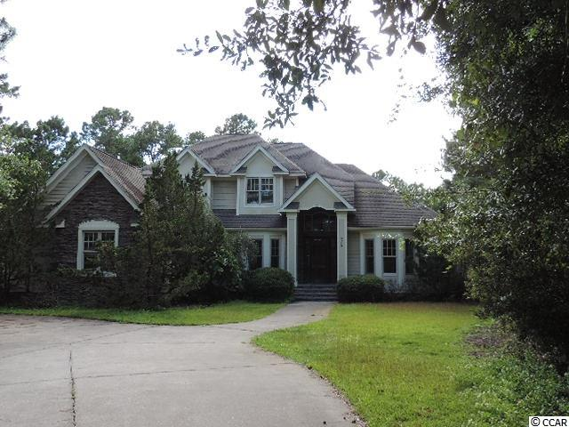 Detached MLS:1816591   782 Savannah Dr. Pawleys Island SC