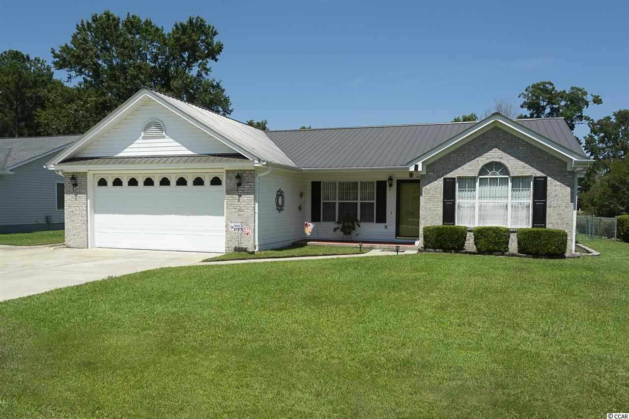 Detached MLS:1816624   210 Deer Trace Circle Myrtle Beach SC