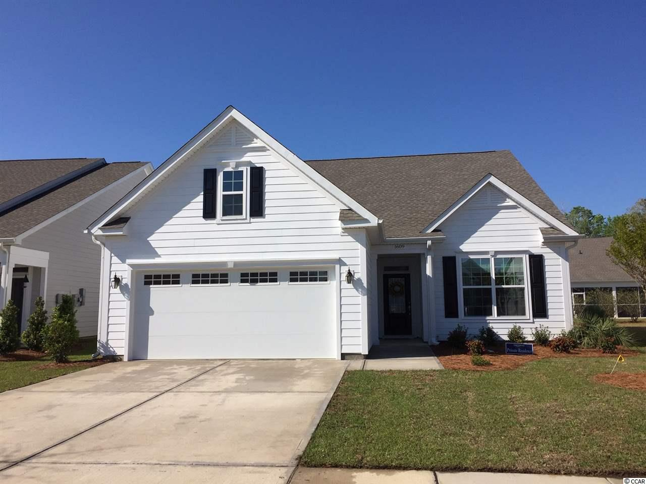 Detached MLS:1816641   1885 Silver Spring Ln. Myrtle Beach SC