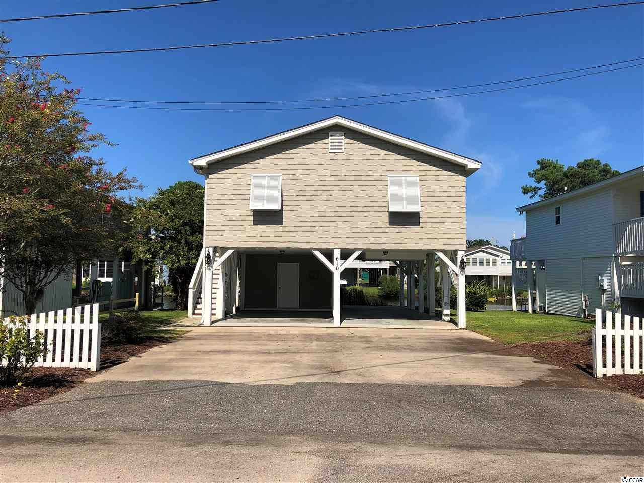 Detached MLS:1816669   610 22nd Ave N. North Myrtle Beach SC