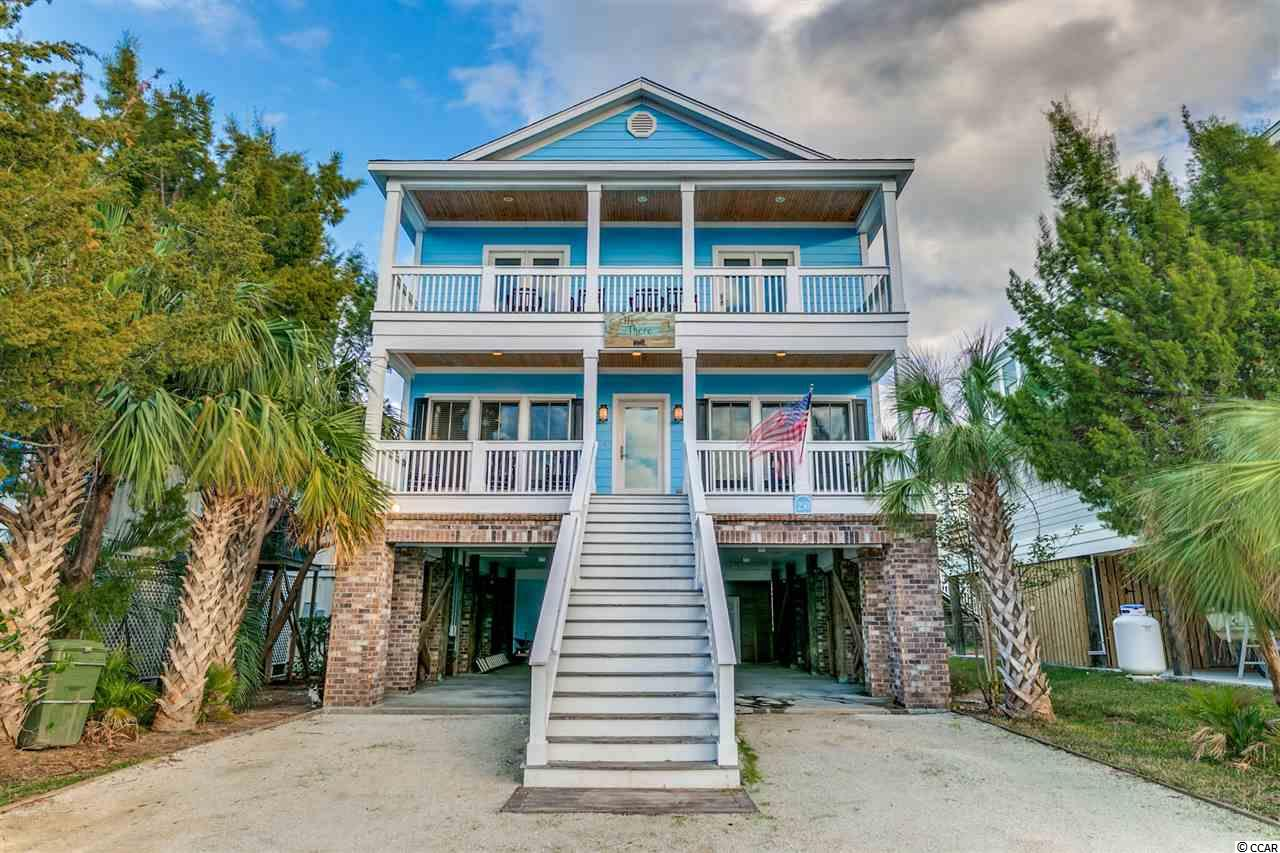 Detached MLS:1816685   250 Myrtle Ave. Pawleys Island SC