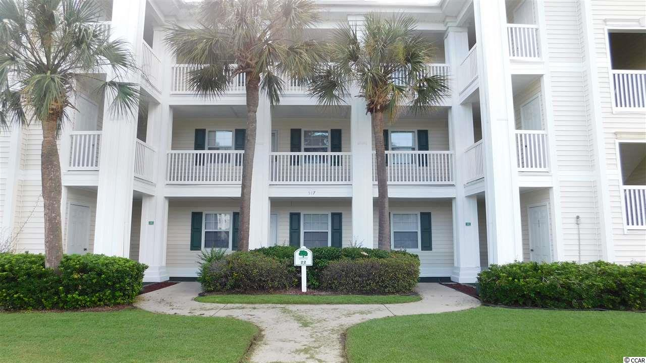 Golf Course View,End Unit Condo in RIVER OAKS CONDOS : Myrtle Beach South Carolina