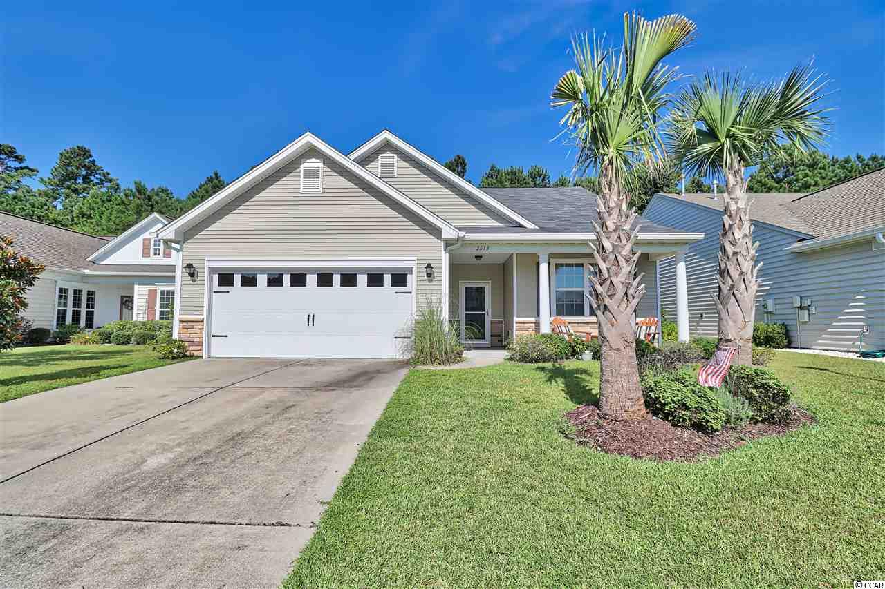 Detached MLS:1816792   2613 GREAT SCOTT DRIVE Myrtle Beach SC