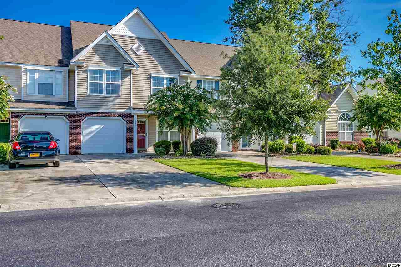 Townhouse MLS:1816833 Sawgrass East - Carolina Forest  582 Uniola Drive Myrtle Beach SC