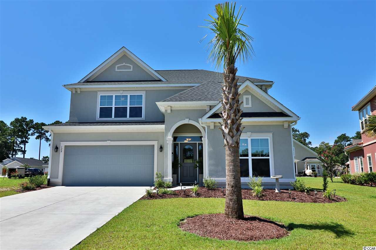 Detached MLS:1816834   129 Lac Ct. Myrtle Beach SC