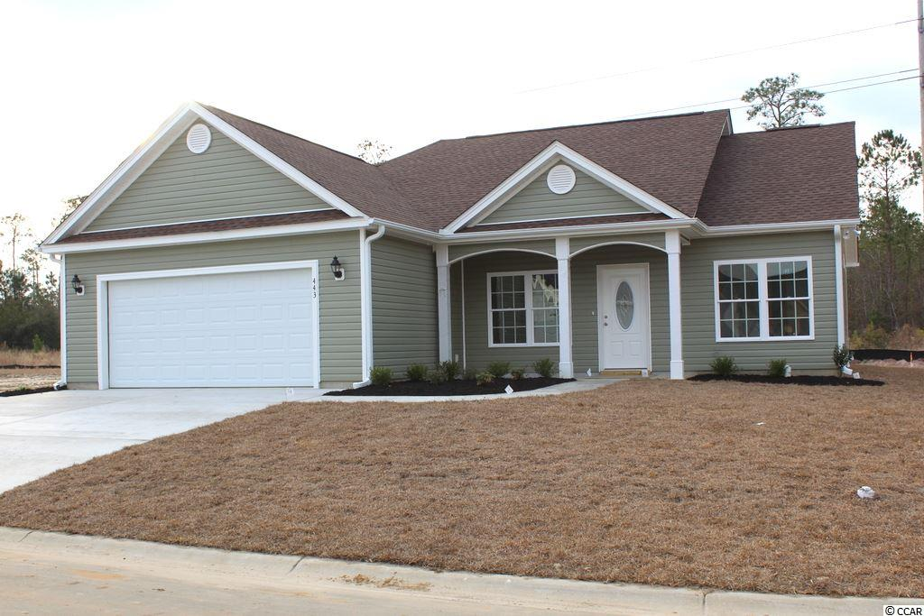 Detached MLS:1816856   443 Kinsey Way Longs SC