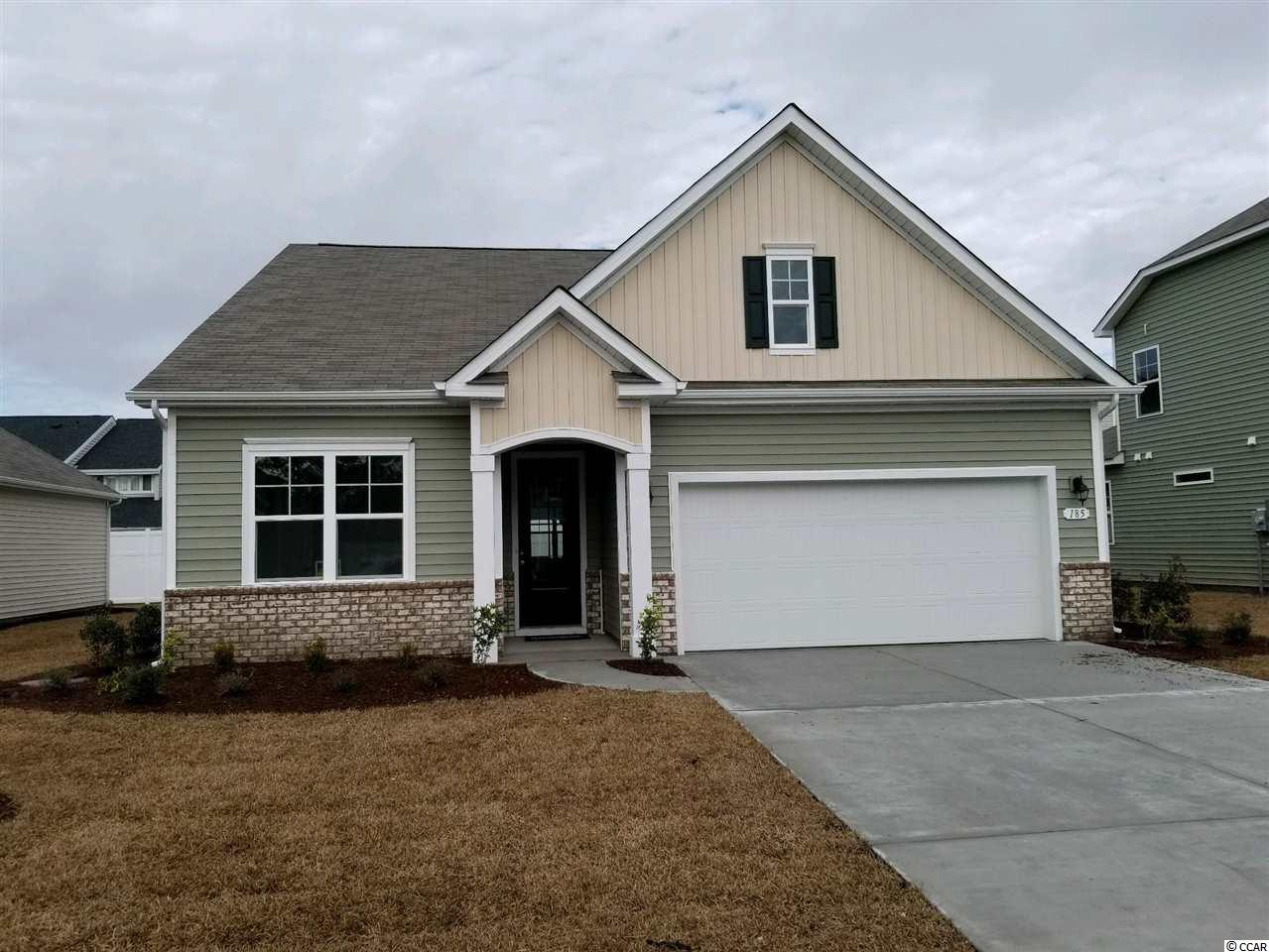 Detached MLS:1816885   185 Ocean Commons Dr. Surfside Beach SC