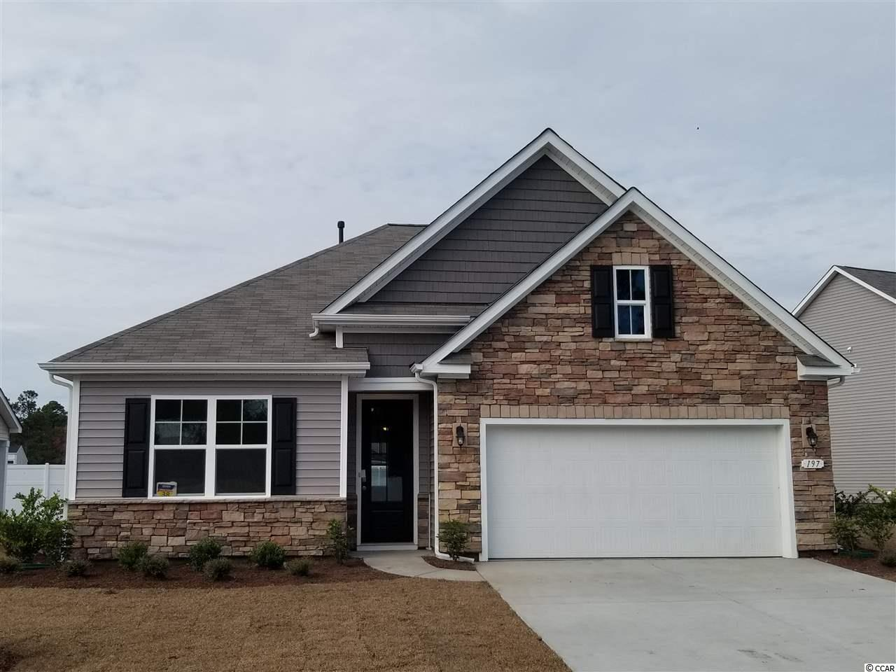 Detached MLS:1816907   197 Ocean Commons Dr. Surfside Beach SC