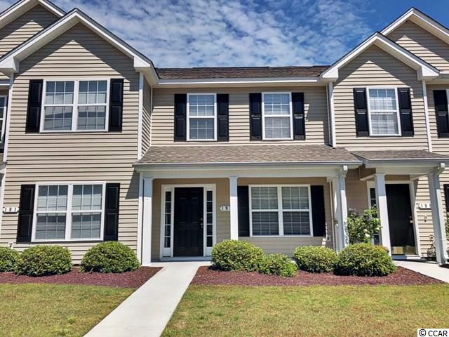 Townhouse MLS:1816910 THE GLENS - THE INTERNATIONAL CL  195 Madrid Dr. Murrells Inlet SC