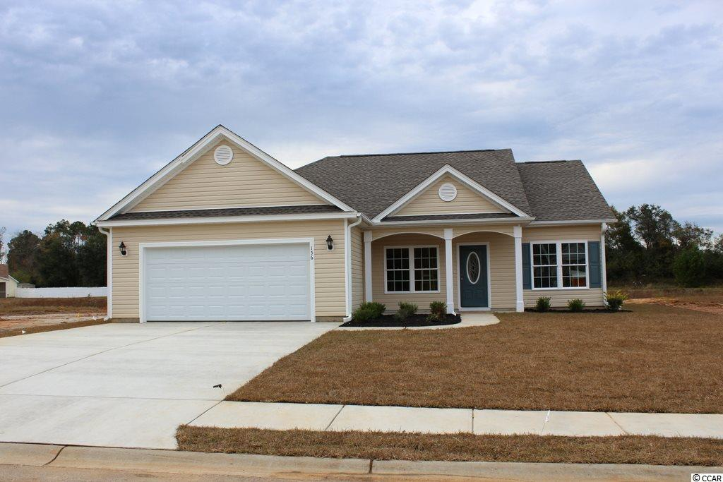Detached MLS:1817005   156 Barons Bluff Drive Conway SC