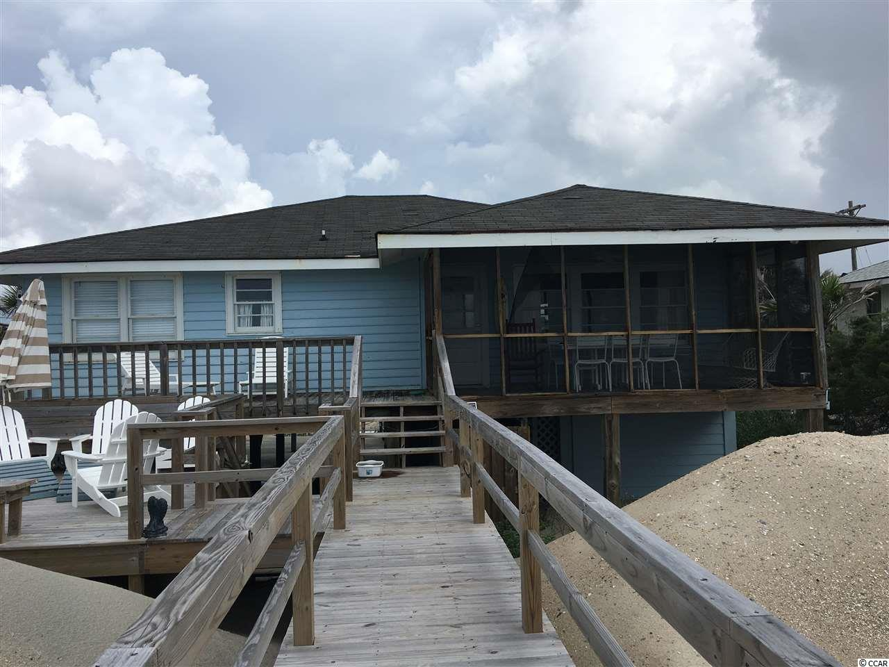 Detached MLS:1817055   700 Springs Avenue Pawleys Island SC