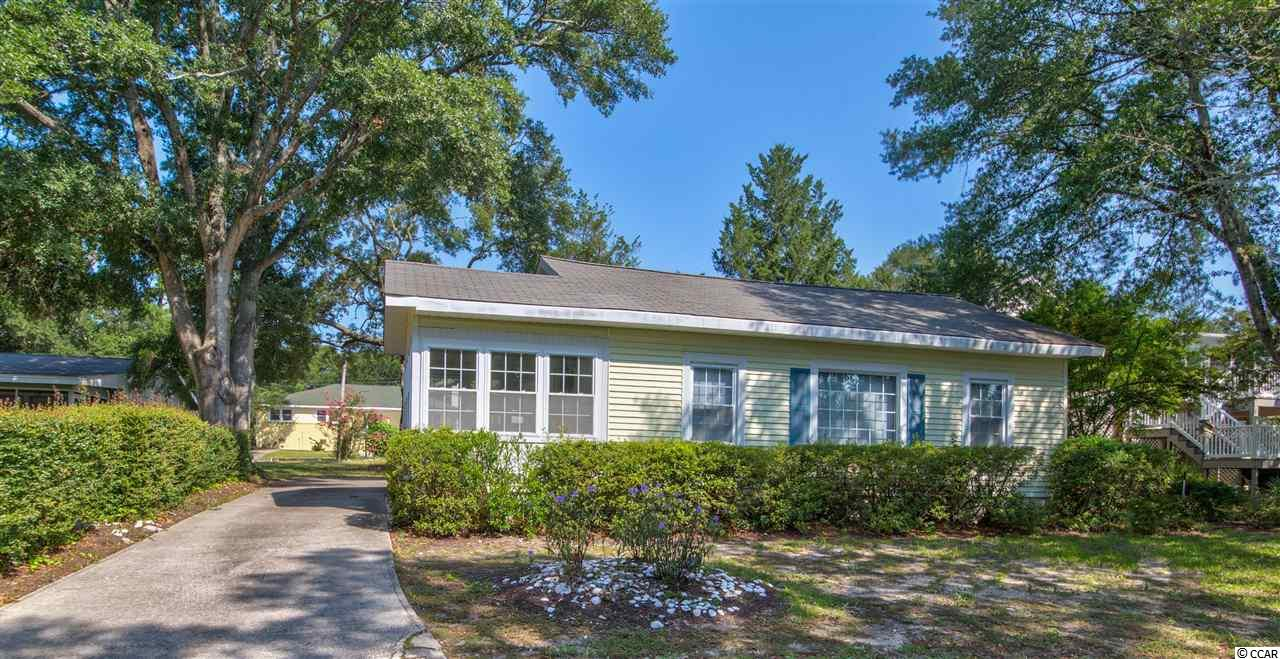 Detached MLS:1817064   4510 Hedrick St. North Myrtle Beach SC