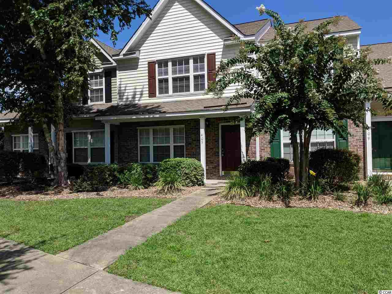 Townhouse MLS:1817075 Sawgrass East - Carolina Forest  405 Swanson Drive Myrtle Beach SC