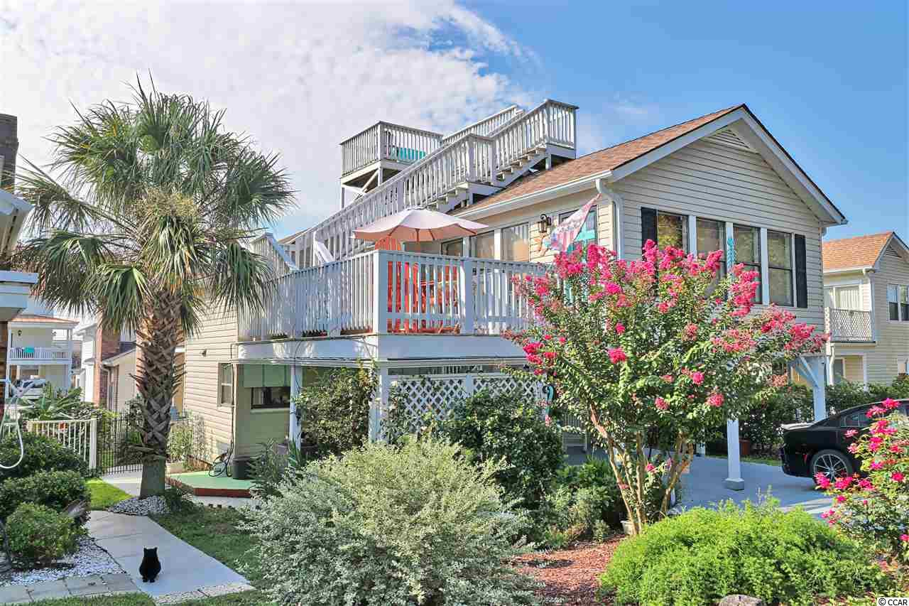 Detached MLS:1817088   909 Strand Avenue North Myrtle Beach SC