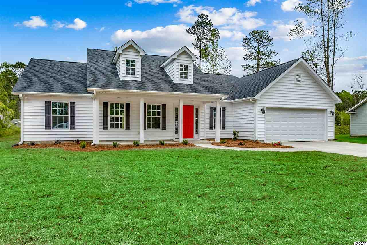Detached MLS:1817190   Lot 29 Sellers Rd. Conway SC