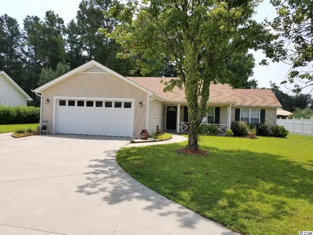 Detached MLS:1817214   874 Castlewood Dr Conway SC