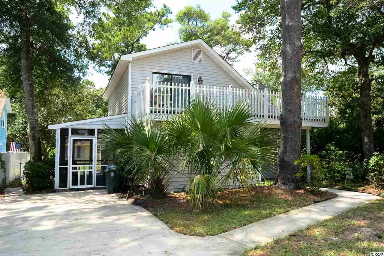 Detached MLS:1817227   501 2nd Ave. N. North Myrtle Beach SC