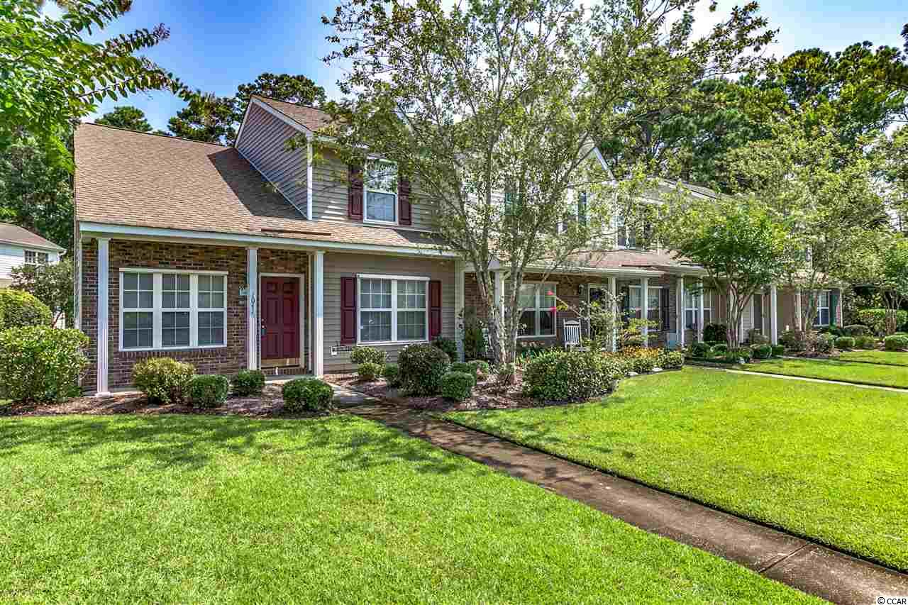 Townhouse MLS:1817243 PARKVIEW SUBDIVISION - 17TH AVE.  1041 Pinwheel Loop Myrtle Beach SC
