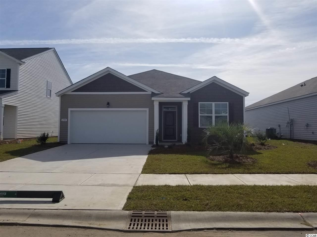Detached MLS:1817259   2785 Zenith Way Myrtle Beach SC