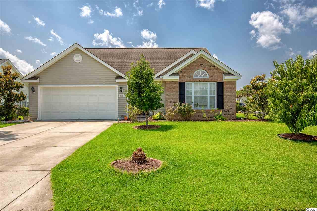 Detached MLS:1817317   500 Hartwood Lane Myrtle Beach SC