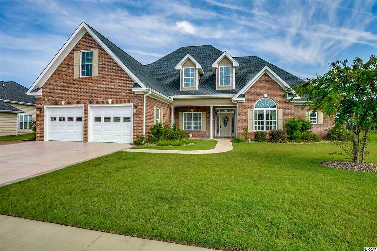 Detached MLS:1817324   8713 Coosaw Court Myrtle Beach SC