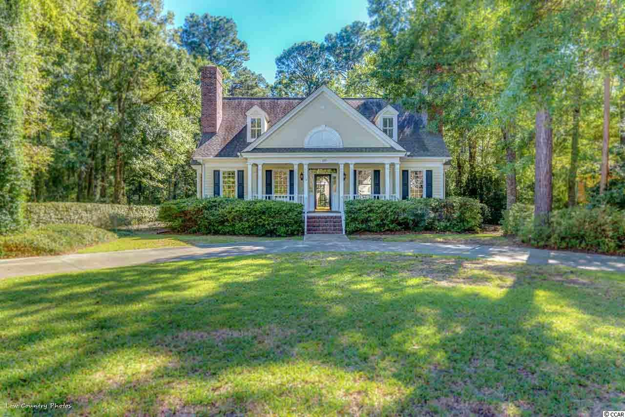 Detached MLS:1817394   337 Savannah Drive Pawleys Island SC
