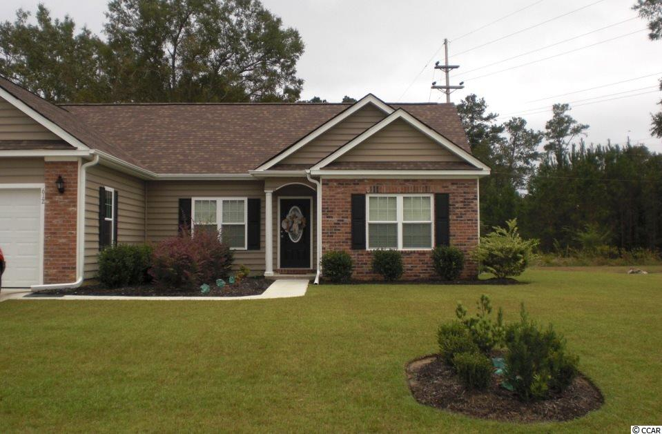 Detached MLS:1817428   612 Fieldwoods Dr. Conway SC