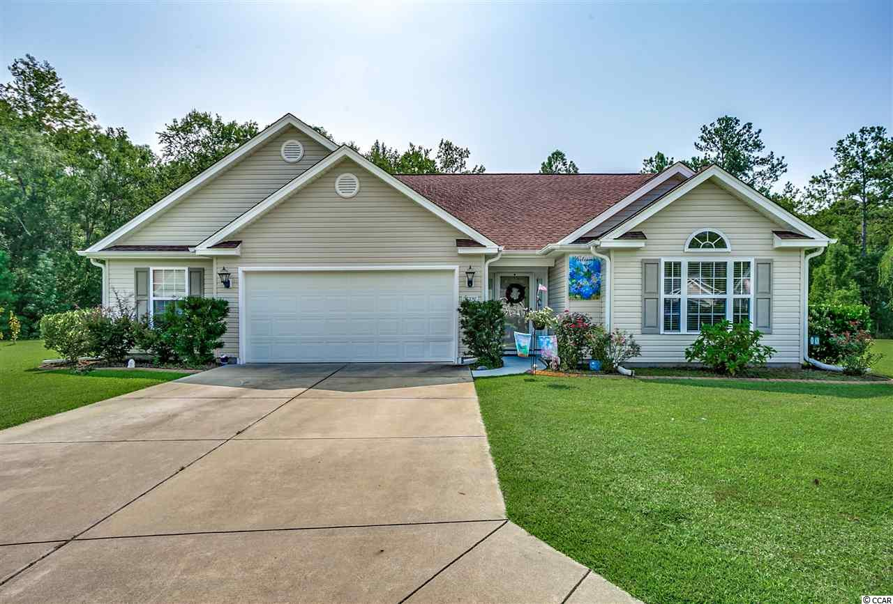 Detached MLS:1817487   401 Caspian Tern Drive Myrtle Beach SC