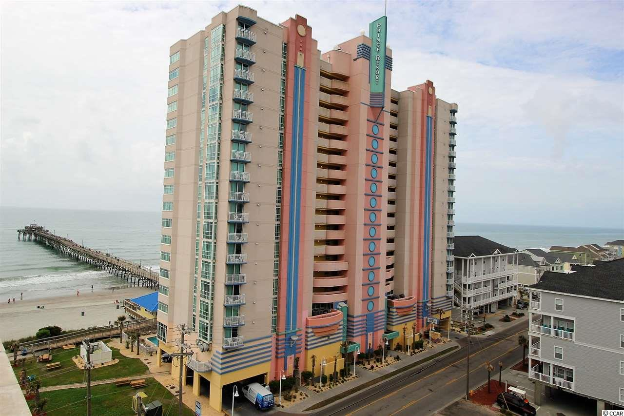 Condo MLS:1817492 Prince Resort - Phase I - Cherry  3500 N Ocean Blvd., #1503 North Myrtle Beach SC
