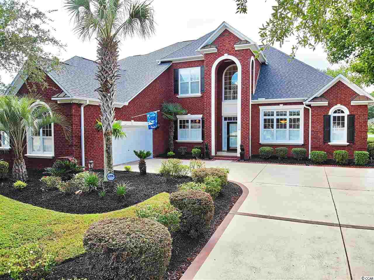 Detached MLS:1817510   5408 Pheasant Dr. North Myrtle Beach SC