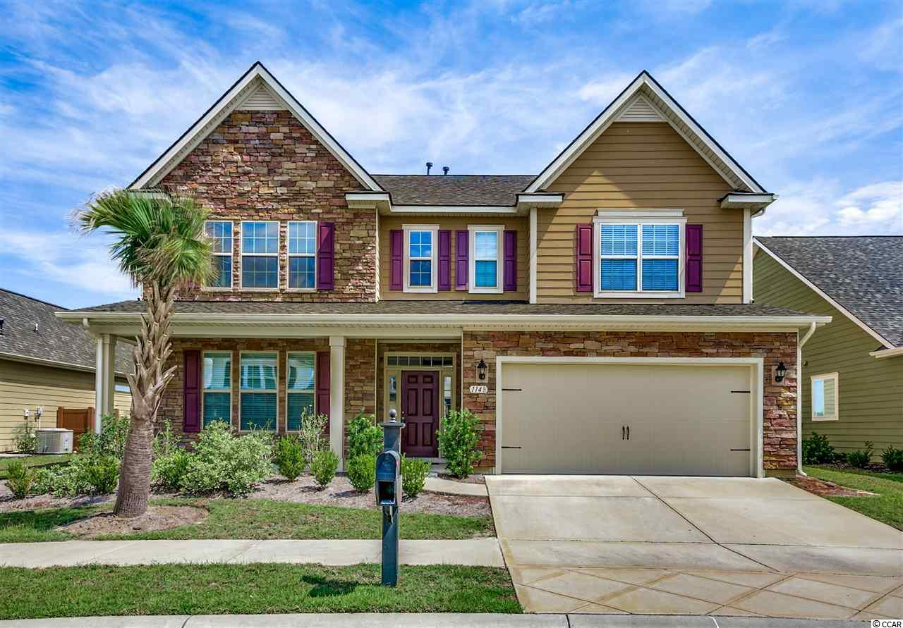 Detached MLS:1817559   1148 Wyatt Lane Myrtle Beach SC