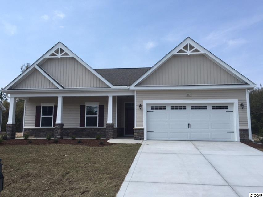 Detached MLS:1817564   363 Dunbarton Ln. Conway SC