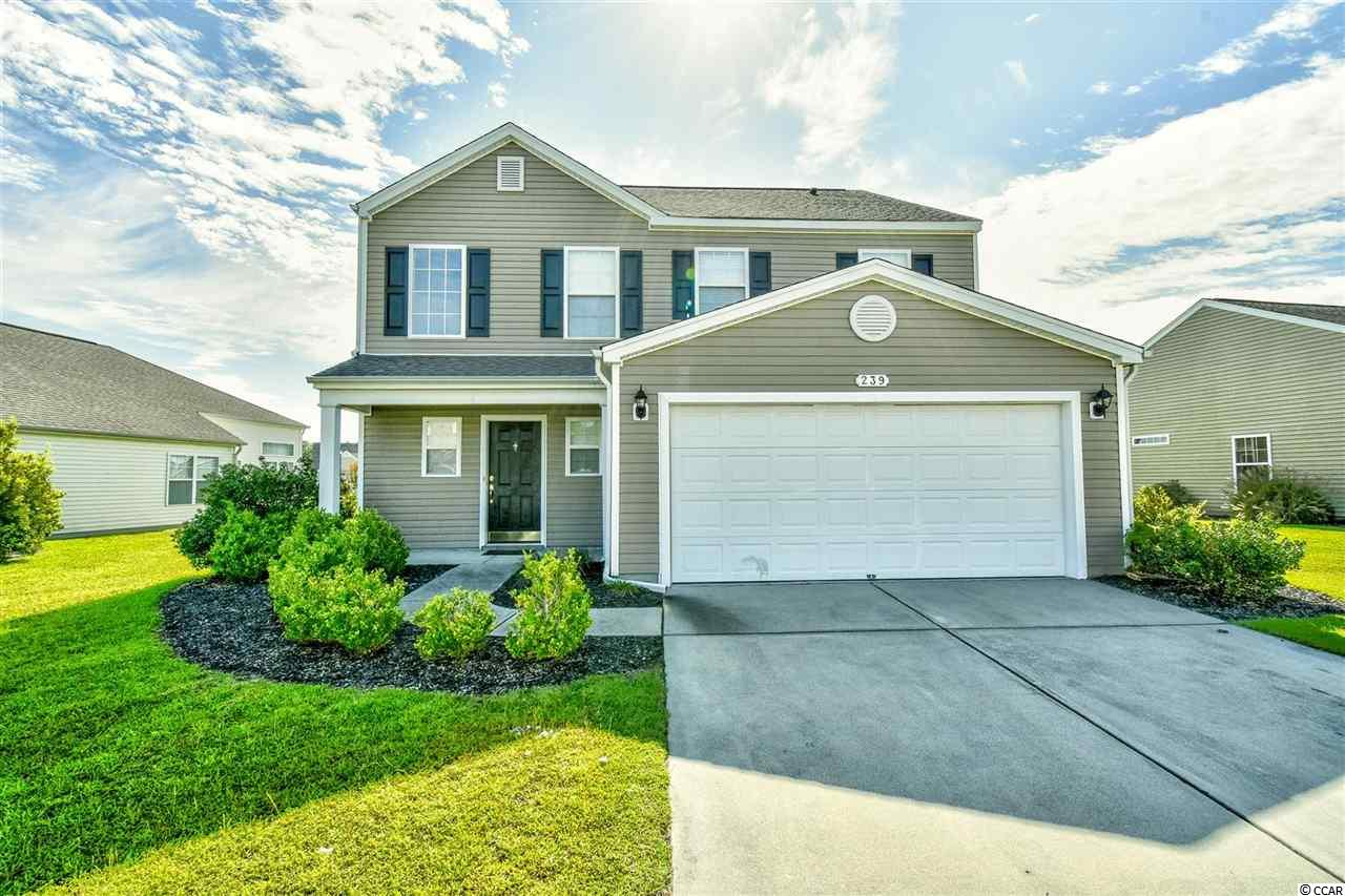 Detached MLS:1817583   239 Gresham Ln Myrtle Beach SC
