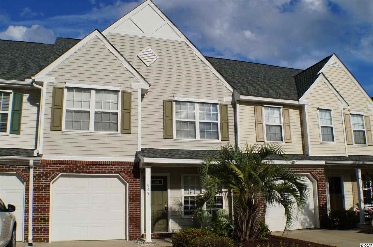 Townhouse MLS:1817626 WYNBROOKE TWNHM - Townhomes  915 Williston Loop Murrells Inlet SC